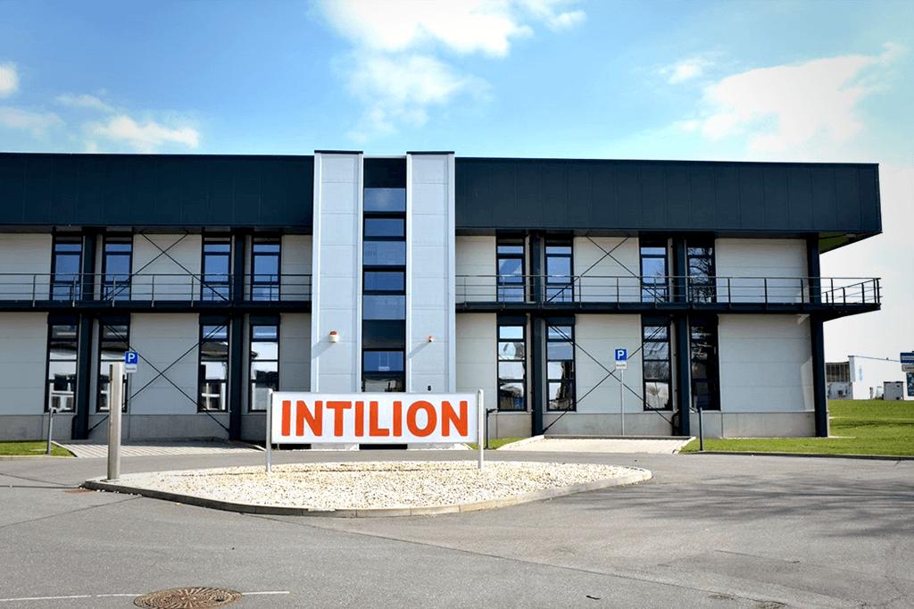 Location INTILION in Zwickau