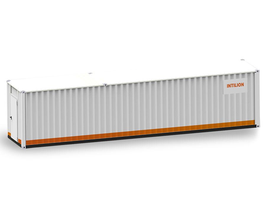 Large storage INTILION | scalecube