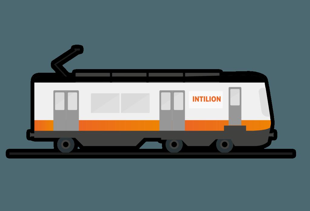 Bahn-Energiespeicherlösungen
