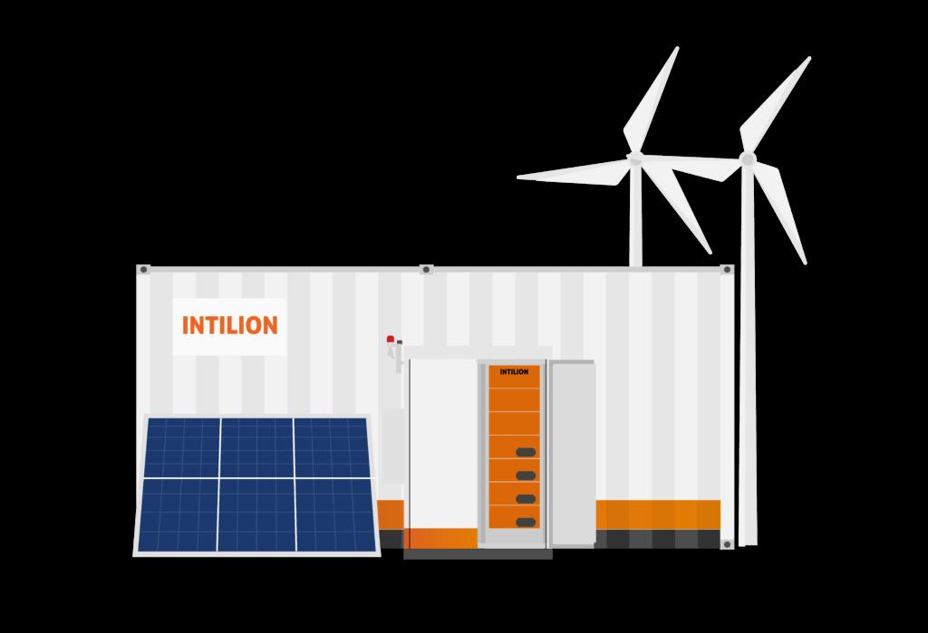 Stationäre Energiespeicherlösungen