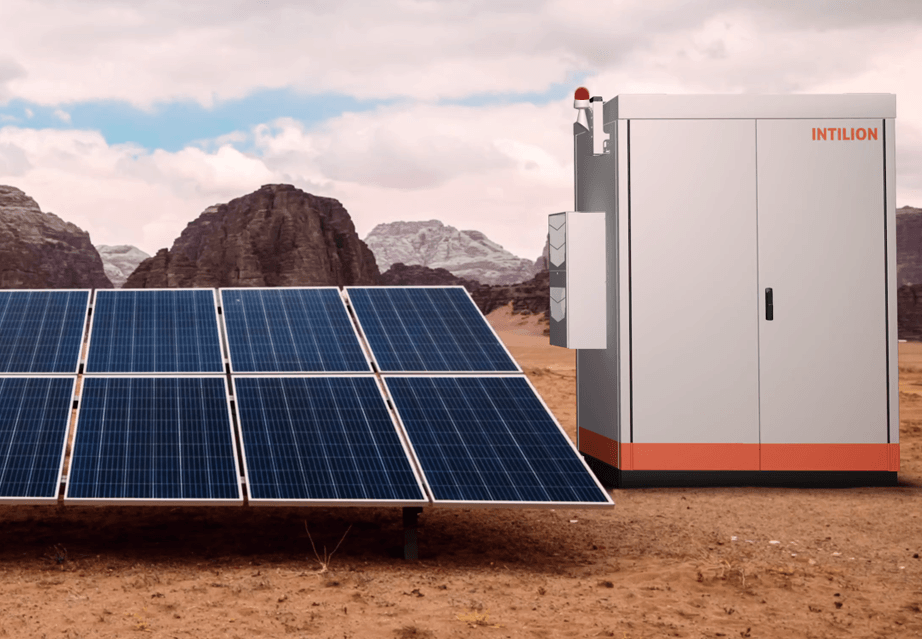 Off-Grid applications with the INTILION scalebloc