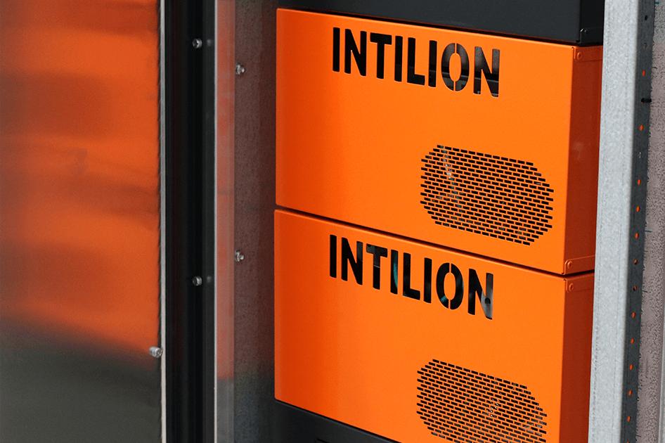 commercial storage INTILION | scalebloc