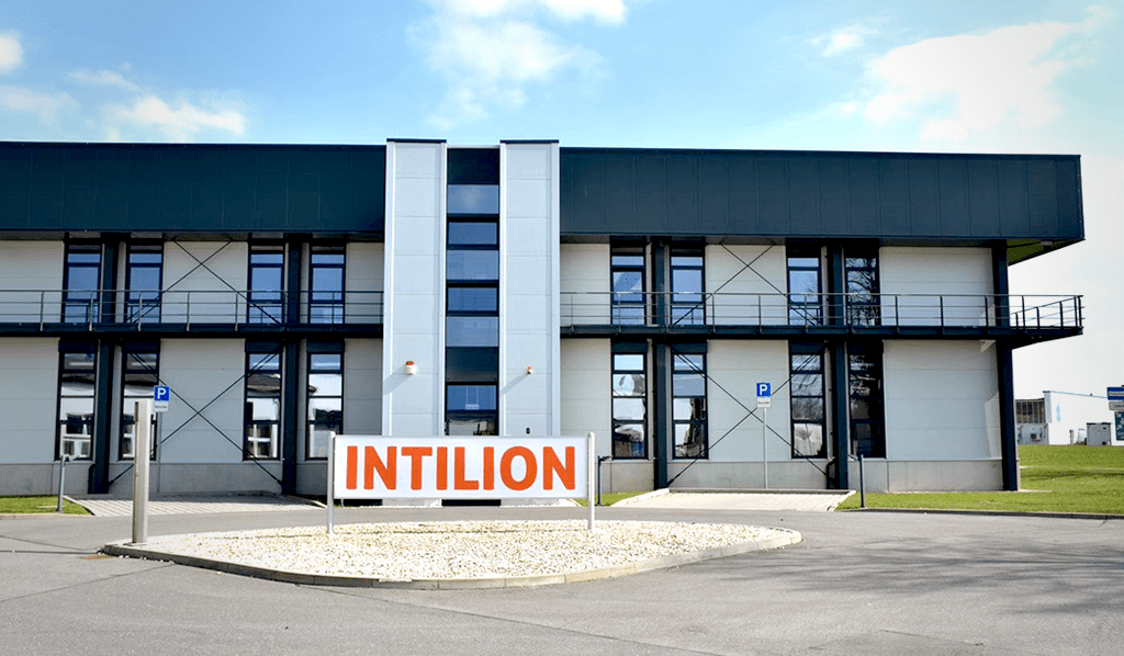 exterior view office INTILION in Zwickau