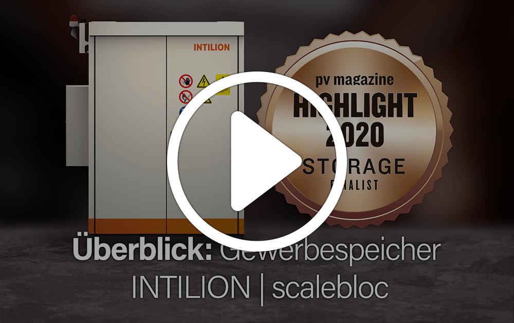 Jetzt auch deutschsprachig – Video zum Gewerbespeicher INTILION | scalebloc