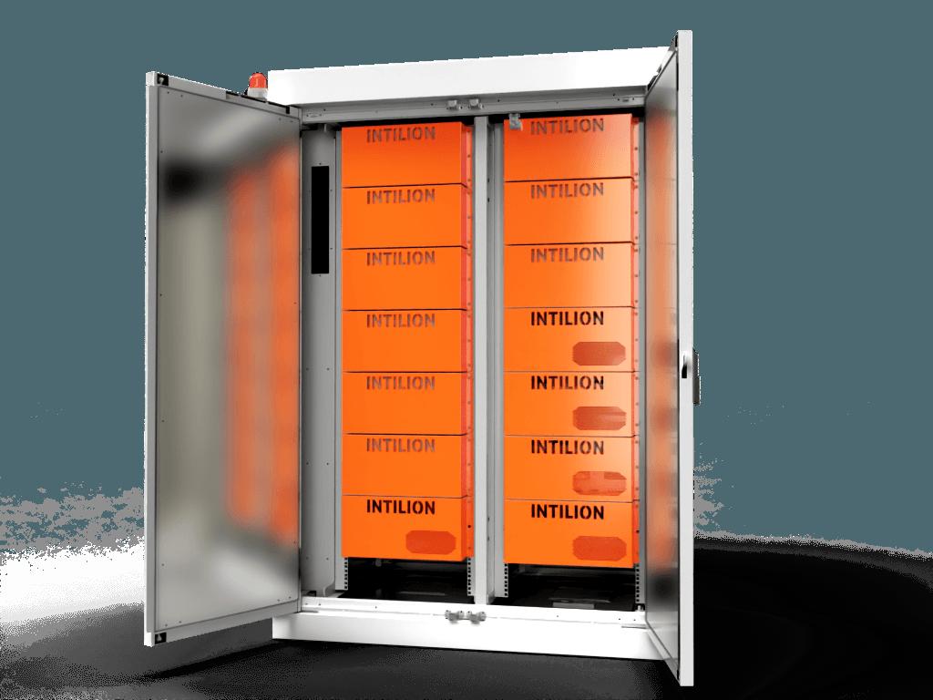 Gewerbespeicher INTILION | scalebloc