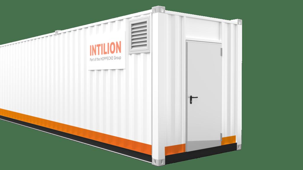 Large storage system INTILION