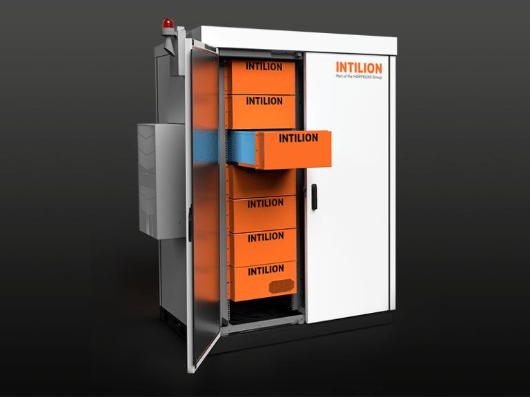 Batteriespeicher Intilion
