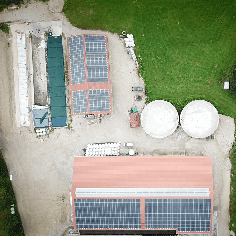 Energieunabhängigkeit Landwirtschaft