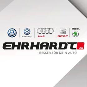 Autohaus der Zukunft Ehrhardt Logo